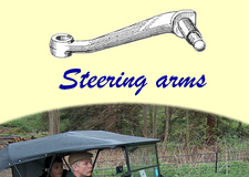 link to Austin 7 steering arms